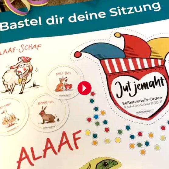Unsere Alaaf-Box 2021